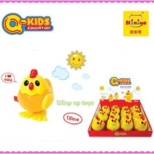 Q-CITY small wind up chicken toys hot sale