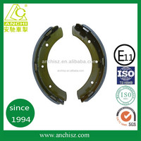 high performance rockwell 4707 brake shoes