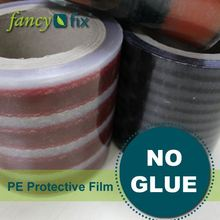 china sexy blue film screen protector raw material phone protection film