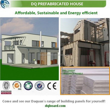 Daquan prefab home for remote area at low cost