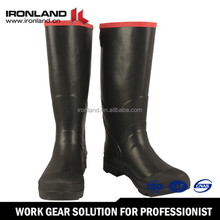 Mid-heel Stylish men's men fashion rubber rain boots