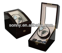 Fashion Men Used Best Home Decoration Handmade Customized Self Winding Watch Box