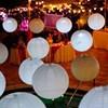 Floor standing paper lamp, LED light chinese paper lantern, Hanging round paper lantern cheap