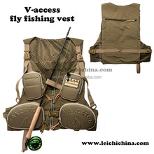 Stock available Multi Pockets fly fishing vest