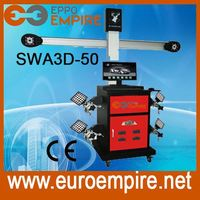 wheel alignment 3d wheel alignment machine price with wheel alignment clamp and CE