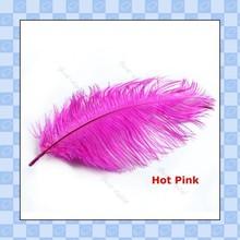 hat decoration showgirl nice headband decor ostrich feather pen