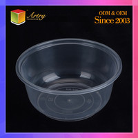 Food Container Folding Plastic Small Collapsible Bowl