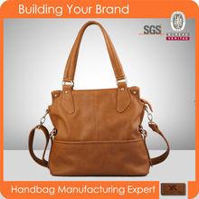 B090601-2015 women handbags customized brand handbags elegance pu woman bag