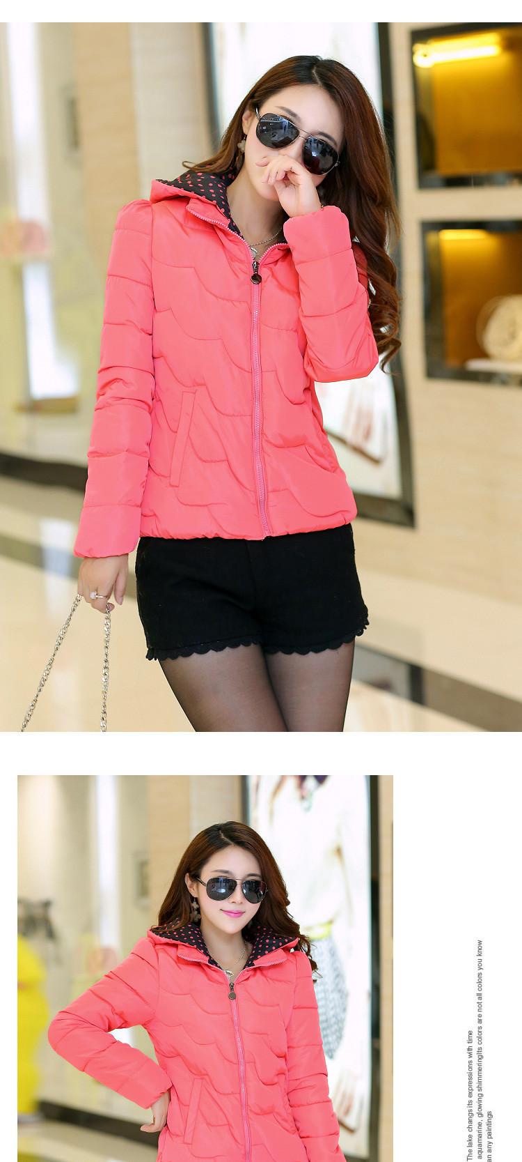 Женские пуховики, Куртки Fashions 168 Slim B289#