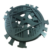 Hot sales carbon fiber sheets rc toy parts cnc cutting service