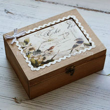 high quality factory price tea wooden box