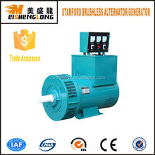 Diesel engine brushless electric st stc single three phase generator dynamo starter power diesel engine generator alternator