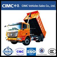 Sinotruk Howo 10 wheel heavy duty dump truck large capacity for sale