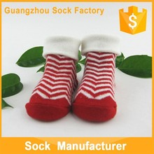 2015 Designs Anti Slip Wholesale Baby Socks With Logo New Born Baby Sock