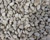 Natural colored aggregate for porous paving