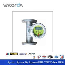 Hart Modbus digital flow meter with local and remote display