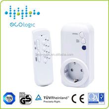 universal socket wireless remote control switch
