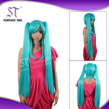 Factory wholesale lowest price fairy tail wendy marvell cosplay wig