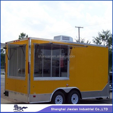2015 Economical JX-FS400B, mobile lunch trucks for sale