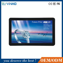 22 inch network wall mount indoor lcd video advertising display