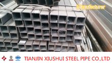 hollow rectangular steel tube 40x40 weight ms square pipe