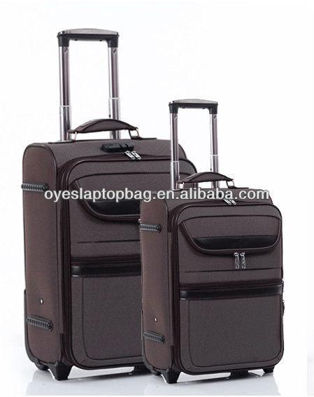 Haute qualité nylon d'affaires télescopique poignée <span class=keywords><strong>ambre</strong></span> <span class=keywords><strong>bagages</strong></span> sacs cas