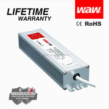 200W 24V waterproof led driver IP67 power supply BG-200-24 with CE ROHS