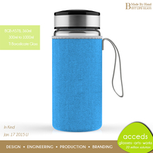 Made by Hand Sports Hot Portable Water Filter Bottle