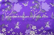metallic 2012 new fabric