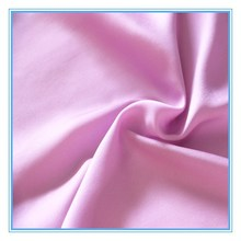 High quality smooth handfeel purple polyester satin fabric for long dress