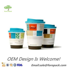 Customized Hot Drink paper cup