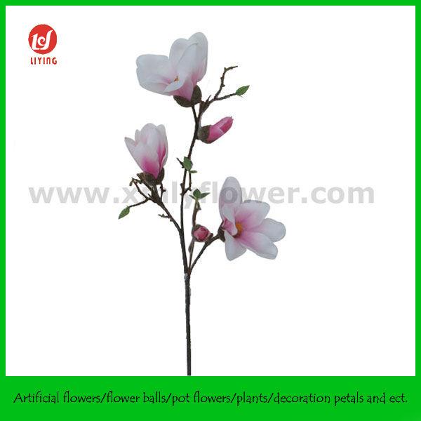 High end Artificial Magnolia Flower