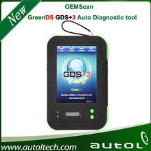 2015 GDS3 Cost Effective OEMScan GreenDS GDS+3 with Thermal Printer and Big Real Color Touch Screen Original GDS 3