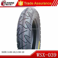 High Quality Scooter Tubeless Tire 3.00-10