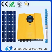 MPPT VFD designed 18kw solar pump inverter for ac water pump