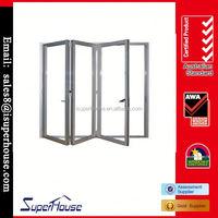 Australian AS2047 Standards AGGA CSA certificate folding elevator door