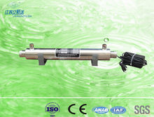 6 GPM Water treatment 254nm uv led equipment