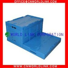 plastik ciro lojistik katlanabilir kutu