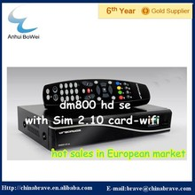 800HD se Satellite TV Receiver new dvb 800HD with good feedback from clients
