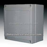 China motorcycle electrical aluminum cases