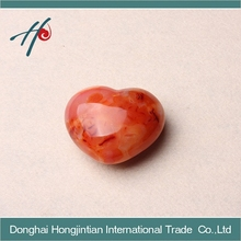 Wholesale Natural Agate Heart for Holiday Gifts