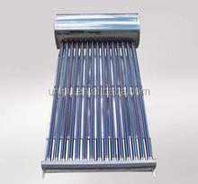 solar water heater calentador solar Heat Pipe Vacuum Tube Solar Collector(15/20/25/30 Tubes)