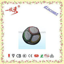 VV32/VLV32 PVC POWER CABLE electric wire color code