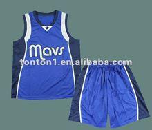 Custom plain basketball uniforms for boys