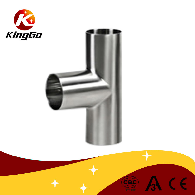Stainless steel pipe fittings clamped concentric reducer