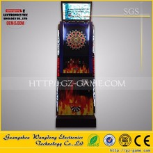 2015 Arcade game machine coin operated darts machine for sale
