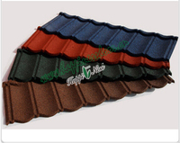metal roofing material cheap high quality shingles/stone coated steel metal roofing panel/color stone coated metal roofing tile