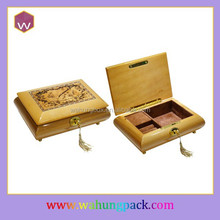 Fancy battery operated music gift box(WH-0355-JP)
