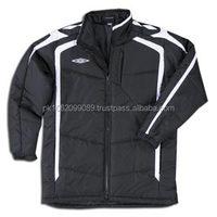 Men's netball/sports/outdoor custom sublimation microfiber coach jackets wholesale