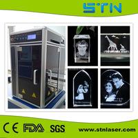 Supply high precision 3d machine glass etching laser